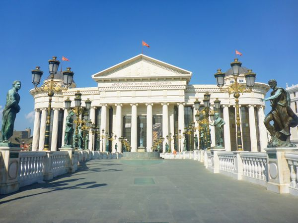 A Trip To North Macedonia - Part 1